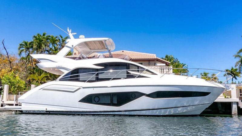 Rick Obey Yacht Sales - 52' 2018 Sunseeker Manhattan