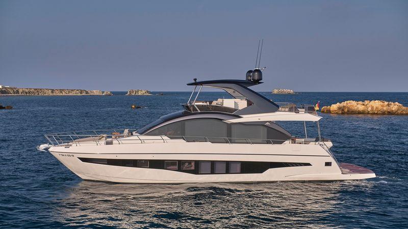 Rick Obey Yacht Sales - 66' 2020 Astondoa Flybridge