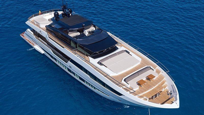 Rick Obey Yacht Sales - 100' 2020 Astondoa Century