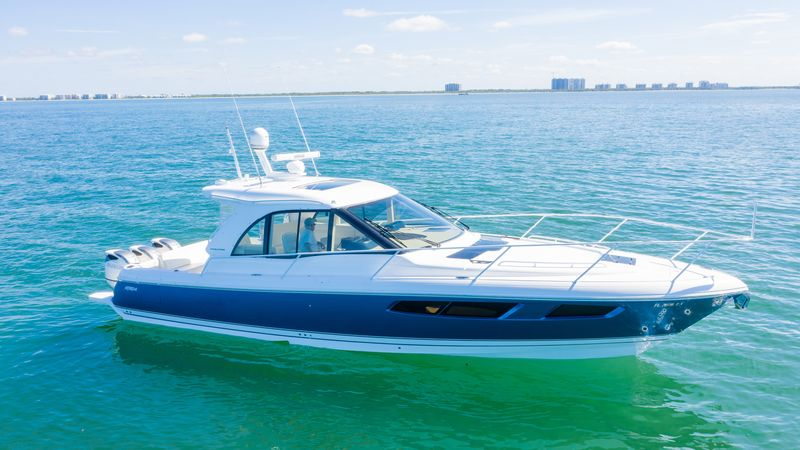 Rick Obey Yacht Sales - 41' 2016 Intrepid 410 Evolution