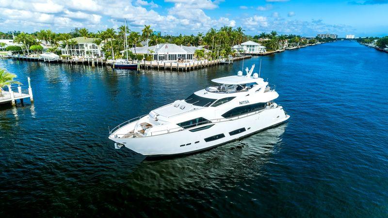 Rick Obey Yacht Sales - 95' 2017 Sunseeker Yacht