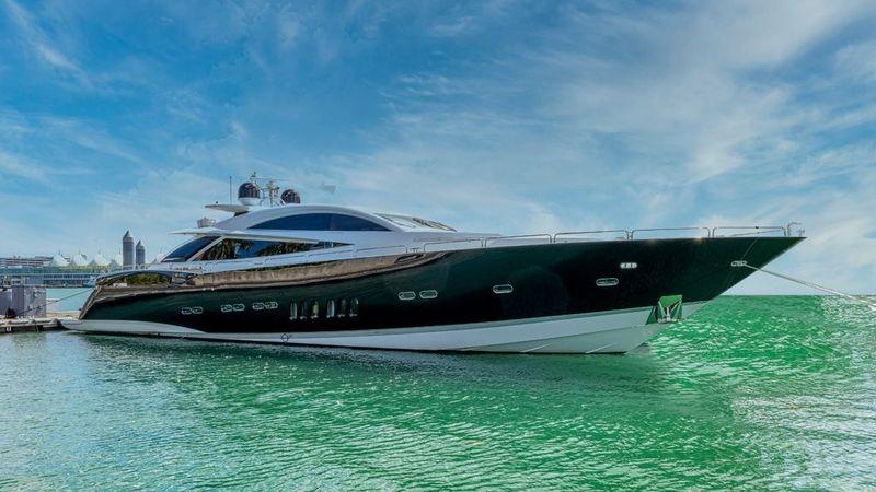 Rick Obey Yacht Sales - 108' 2008 Sunseeker Predator