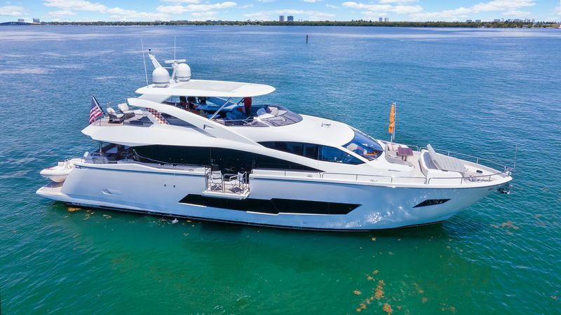 Rick Obey Yacht Sales - 86' 2018 Sunseeker Yacht