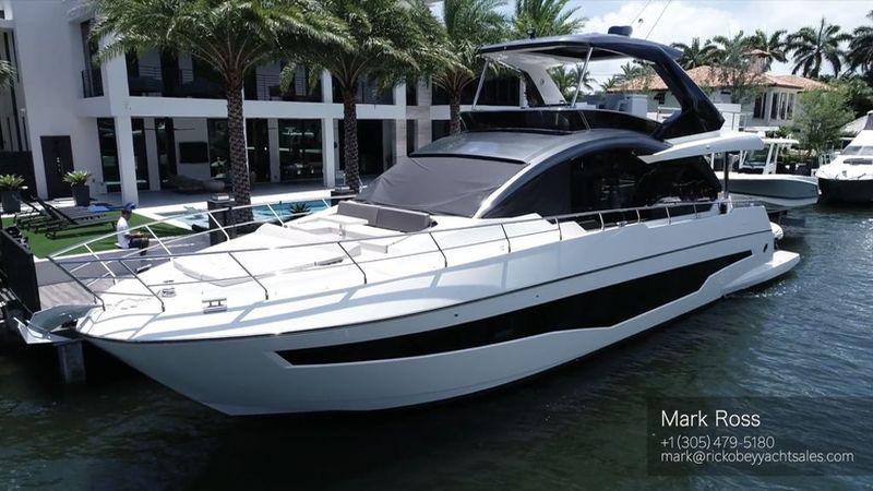 Rick Obey Yacht Sales - 66' 2021 Astondoa Flybridge