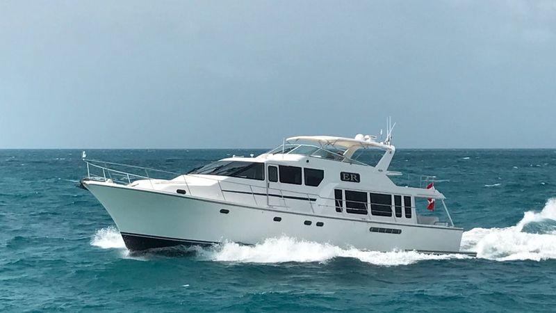 Rick Obey Yacht Sales - 65' 2000 Pacific Mariner Motoryacht