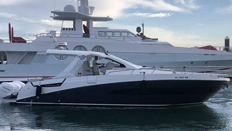 Rick Obey Yacht Sales - 40' 2019 Azimut Verve