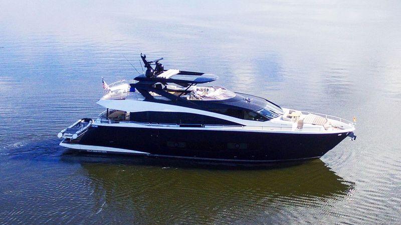 Rick Obey Yacht Sales - 86' 2019 Sunseeker Yacht
