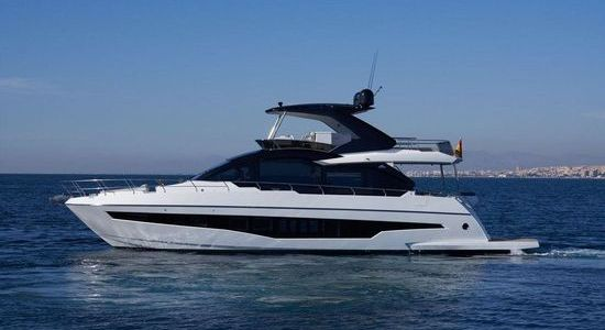 'Serenity' a 2020 Astondoa 66 Motor-Yacht