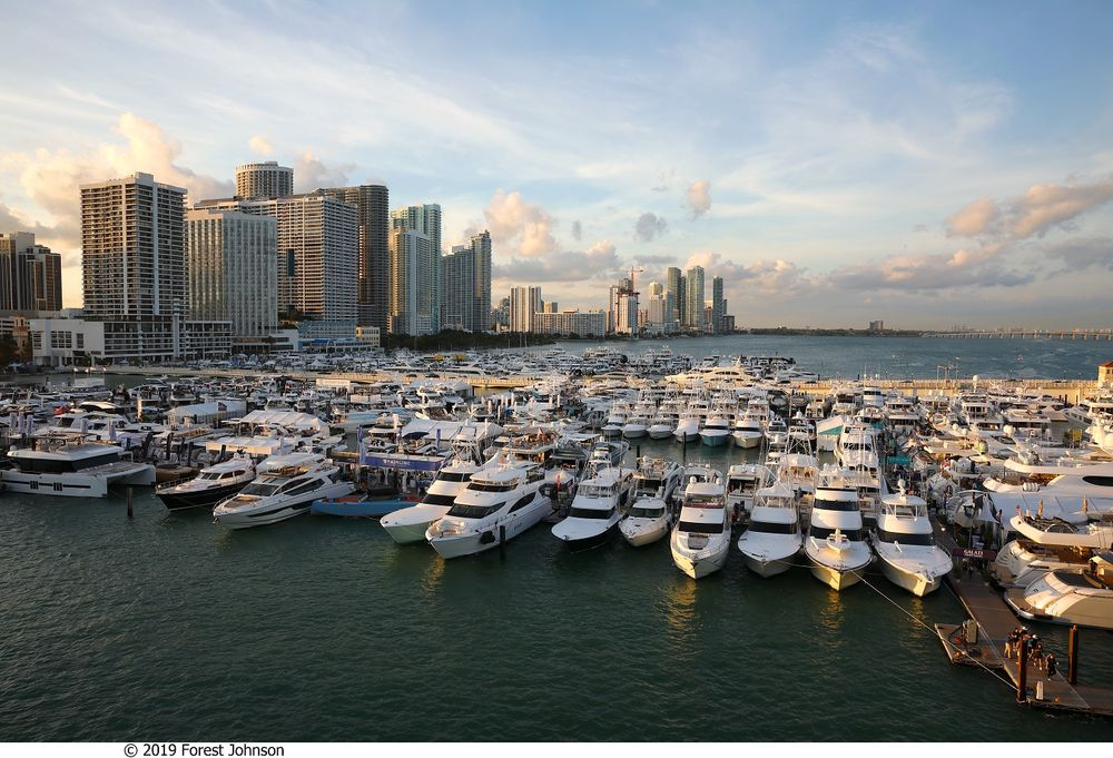 Stop By to Visit Us at Miami Yacht Show