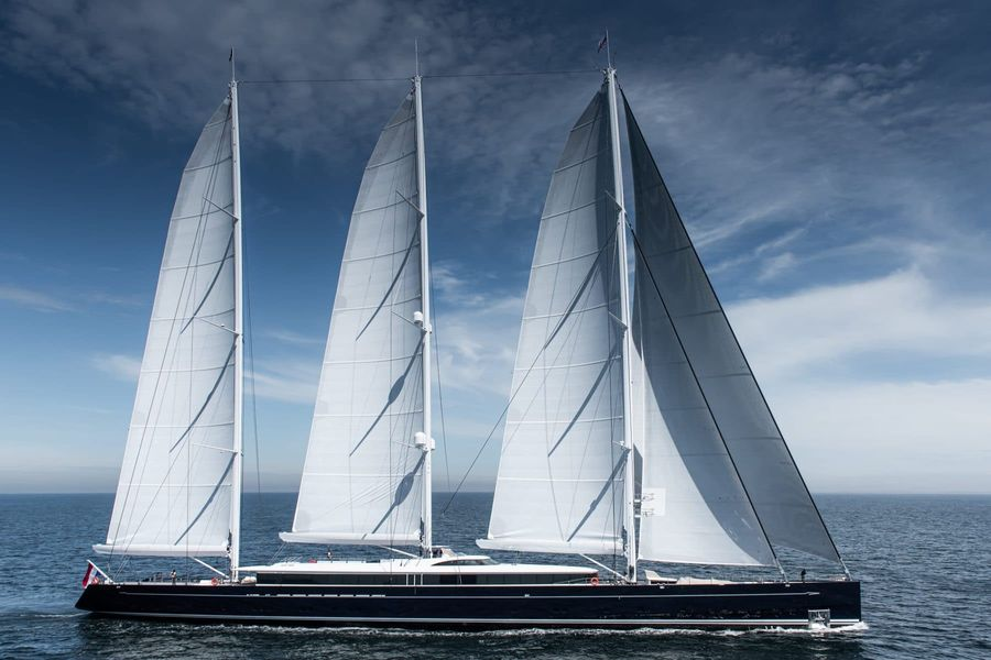 Sea Eagle II - photo © Royal Huisman