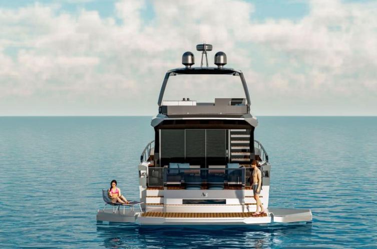 Rick Obey Yacht Sales - Astondoa AS5