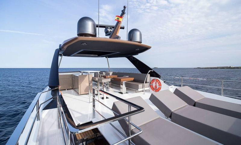 Rick Obey Yacht Sales - Astondoa AS8