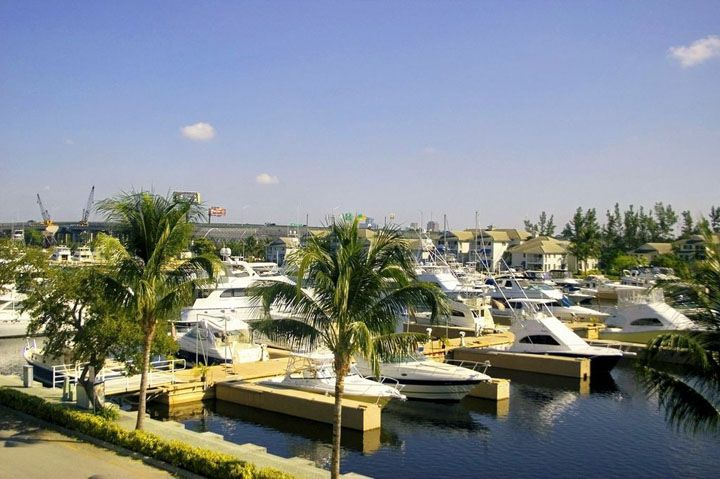 Rick Obey Yacht Sales - Marina Mile Recovery