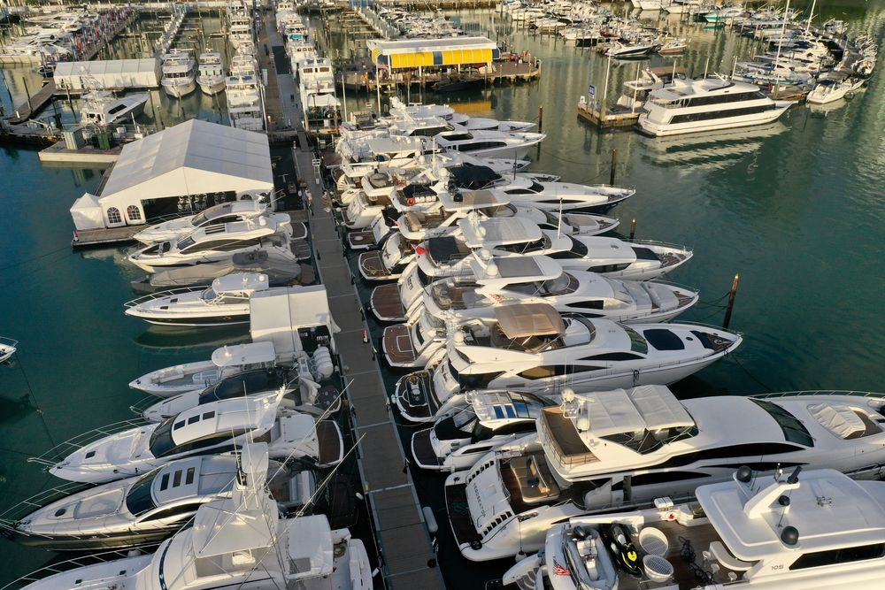 Discounted Dockage at Rick Obey Yacht Sales