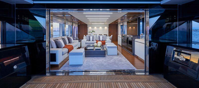 Rick Obey Yacht Sales - Astondoa luxury loft interior