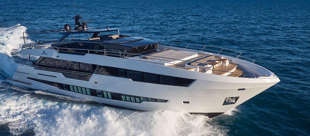 Rick Obey Yacht Sales - Astondoa 100 Century