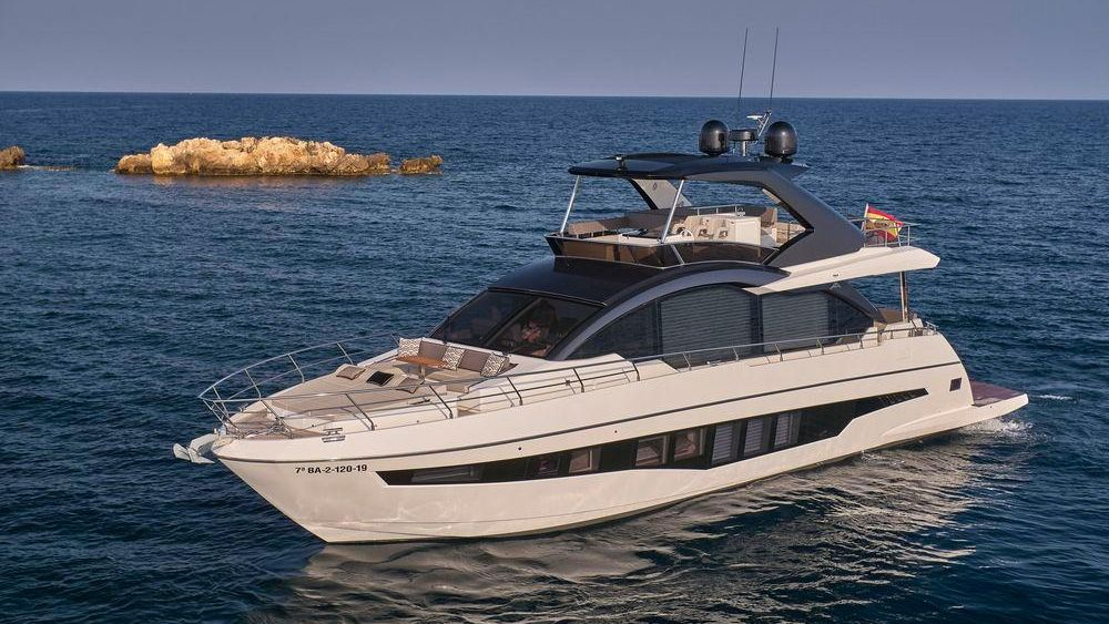 Rick Obey Yacht Sales - Astondoa 66 Flybridge