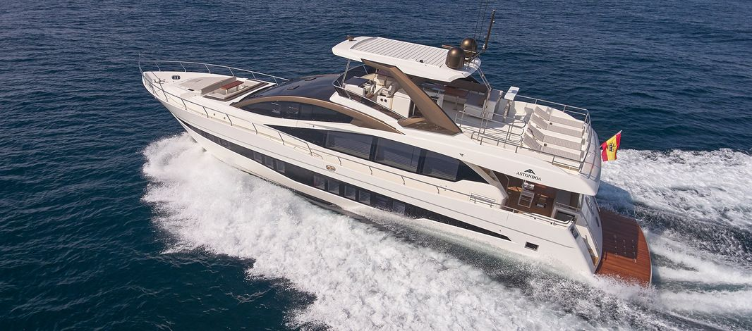 Rick Obey Yacht Sales - Astondoa 80 Flybridge