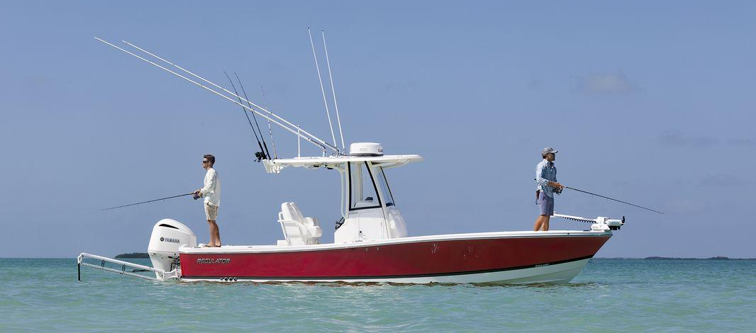 Rick Obey Yacht Sales - Regulator 26XO