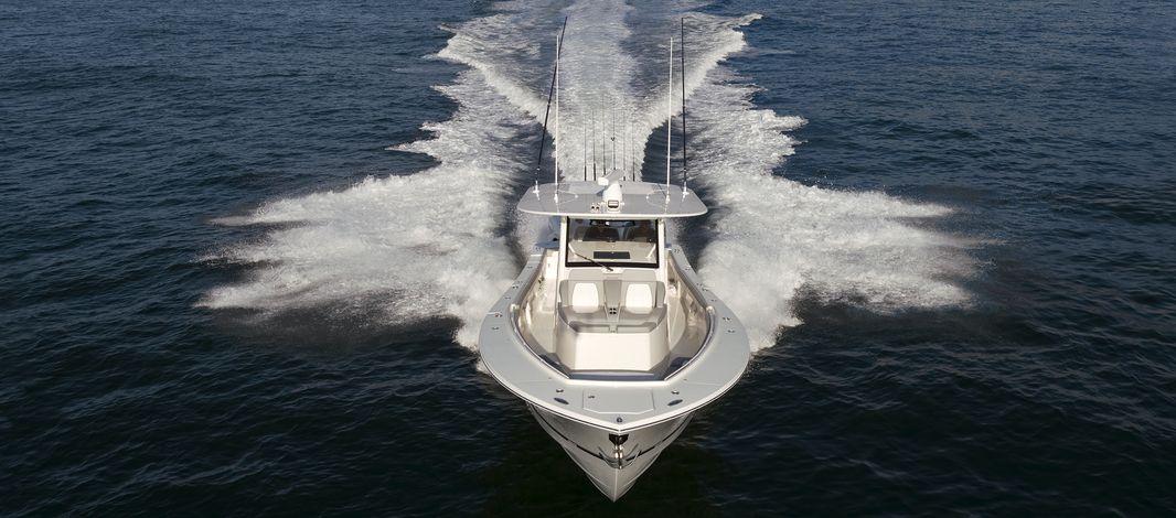 Rick Obey Yacht Sales - Regulator 41