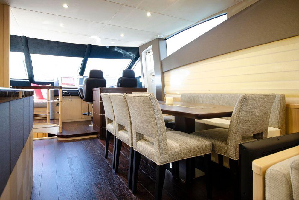 75' 2018 Sunseeker Yacht