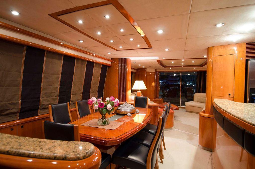 82' 2006 Sunseeker Yacht