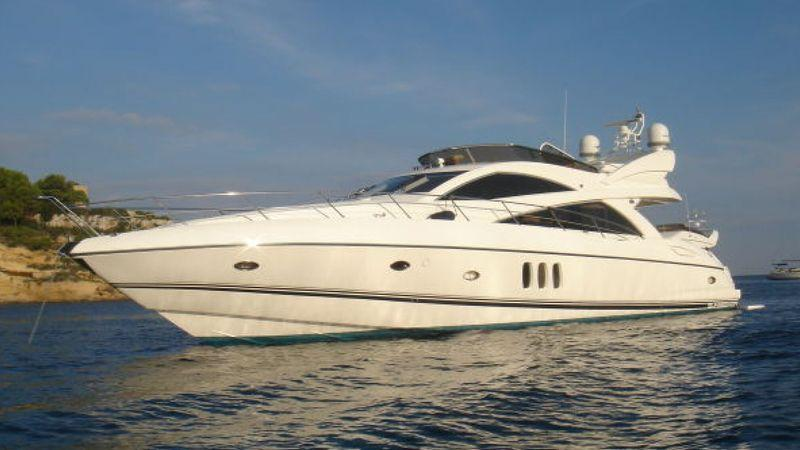66' 2006 Sunseeker Manhattan