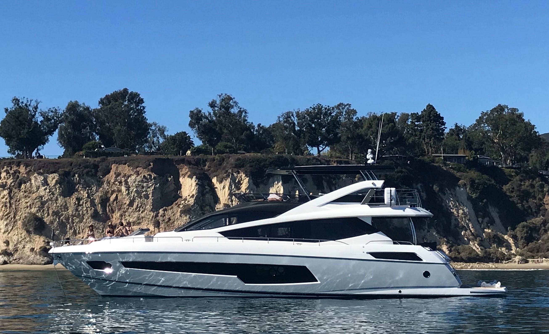 75' 2017 Sunseeker Yacht