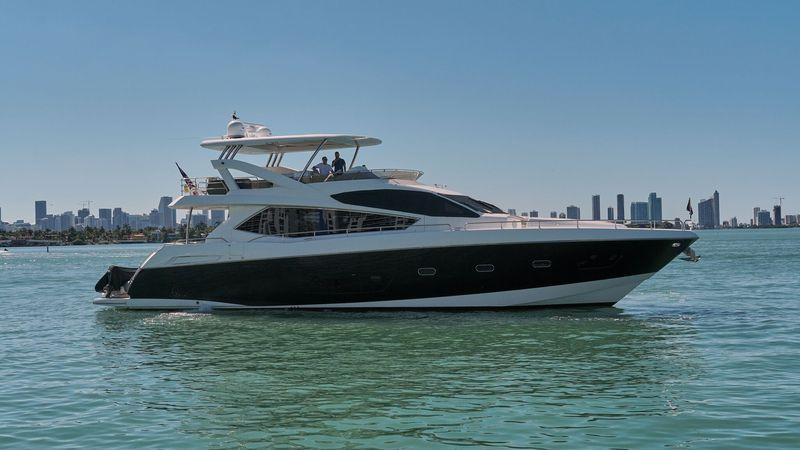 73' 2014 Sunseeker Manhattan