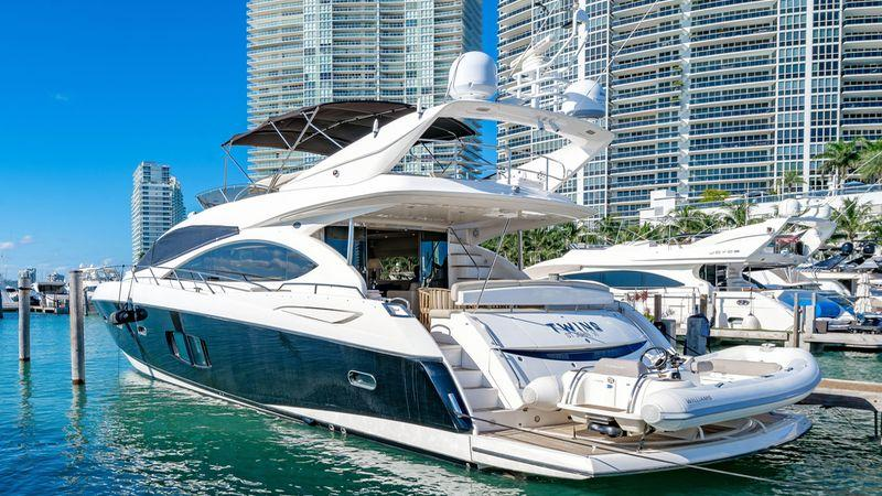 70' 2009 Sunseeker Manhattan