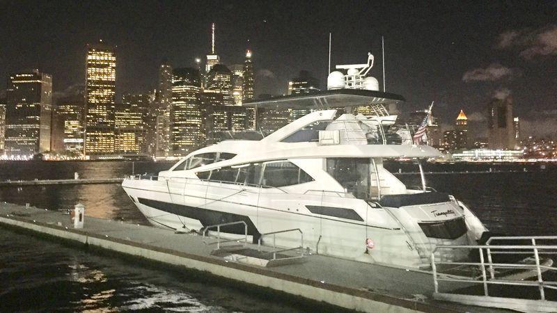 75' 2015 Sunseeker Yacht