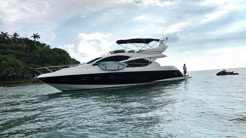 60' 2009 Sunseeker Manhattan
