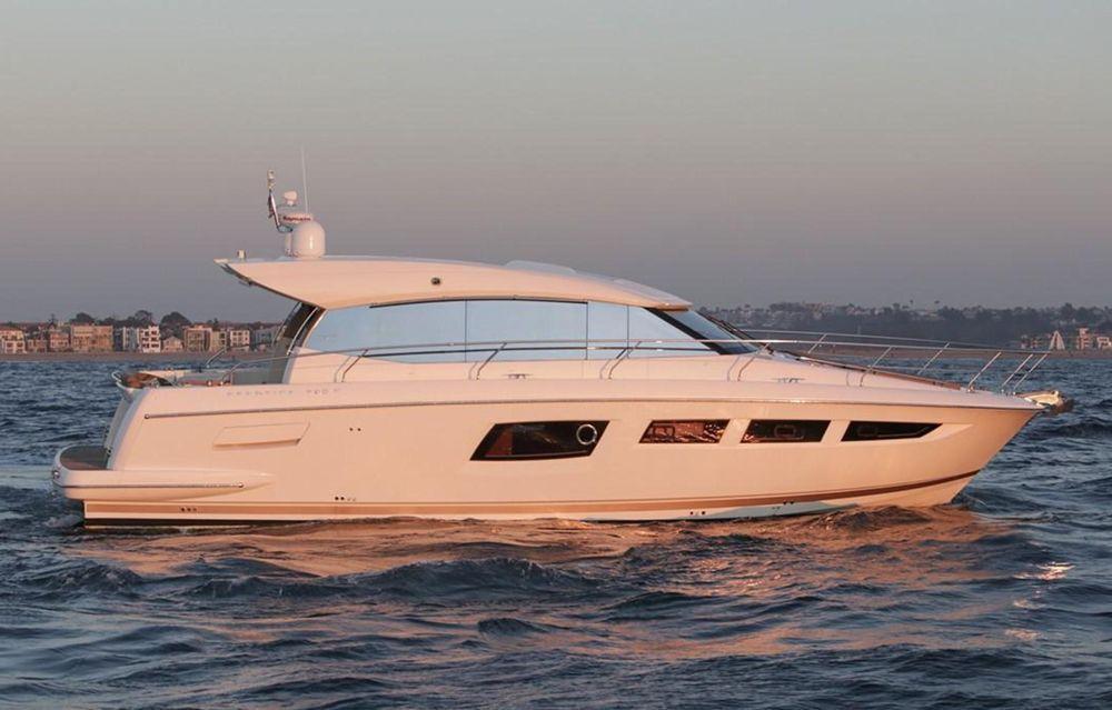 50' 2012 Prestige 500 S