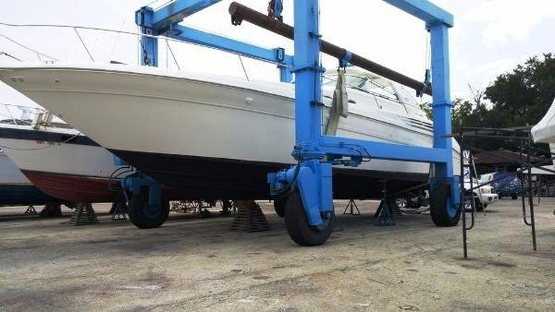 45' 1997 Sea Ray Sundancer