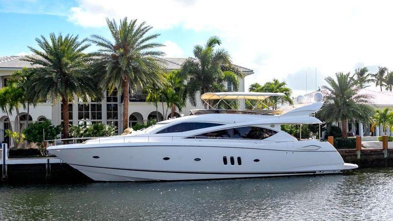 75' 2005 Sunseeker Yacht