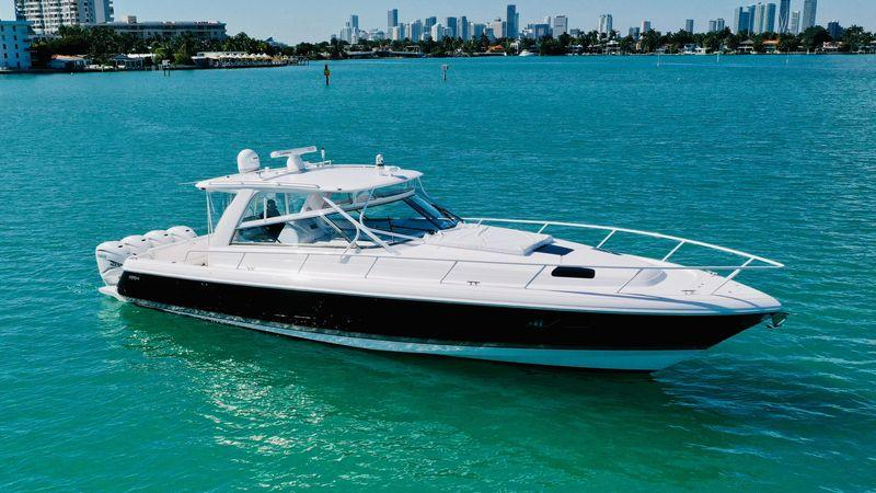 47' 2019 Intrepid 475 Sport Yacht