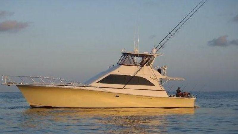 58' 1991 Ocean Yachts Convertible