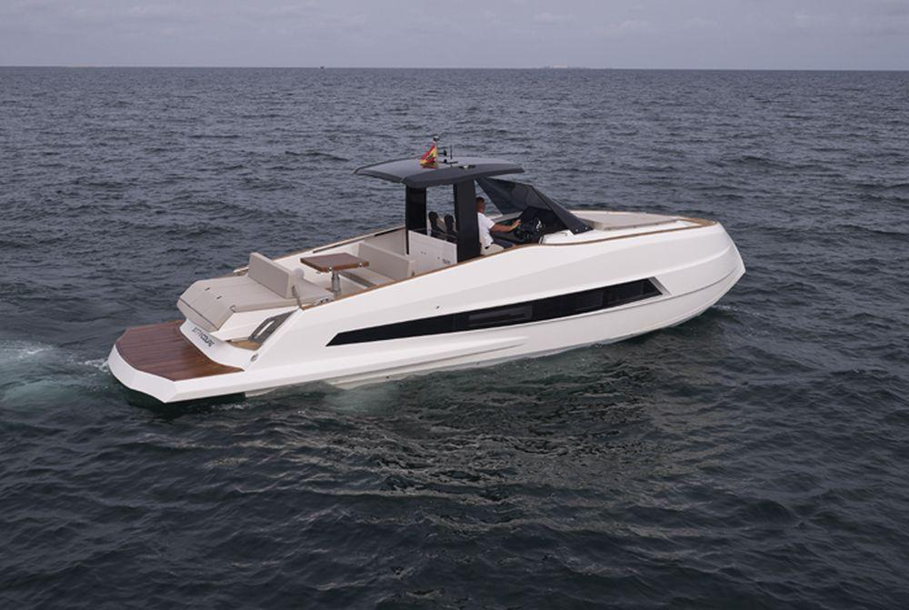 Astondoa 377 Coupe