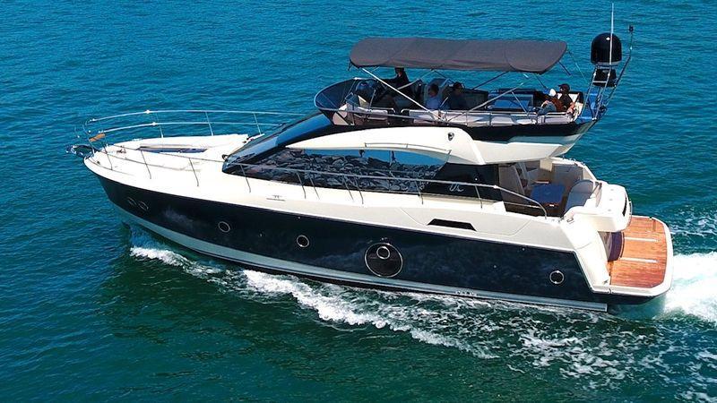 50' 2016 Beneteau Monte Carlo MC5
