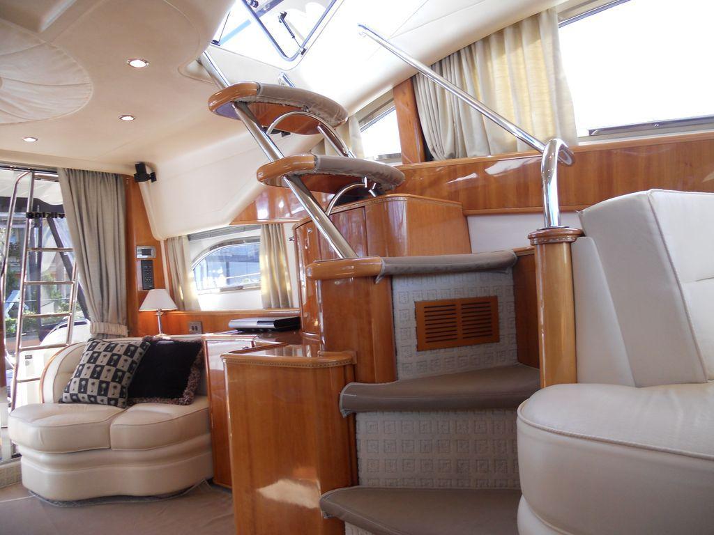56' 2001 Viking Princess Sport Cruiser