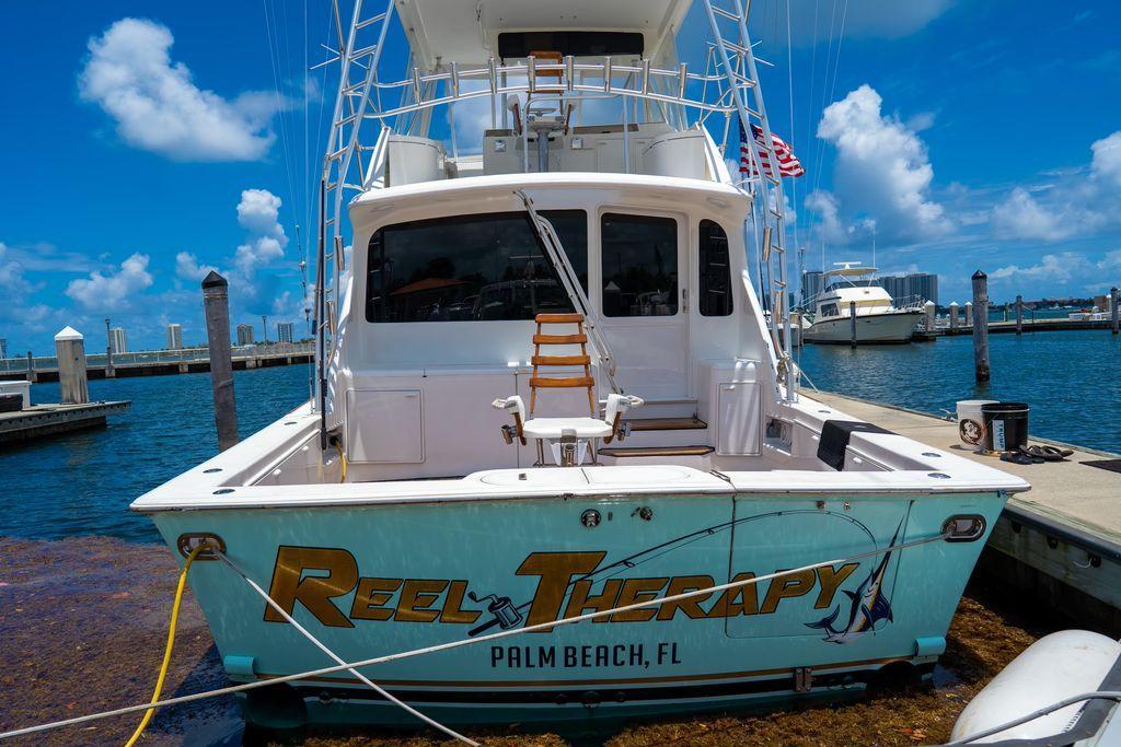60' 1997 Ocean Yachts Super Sport