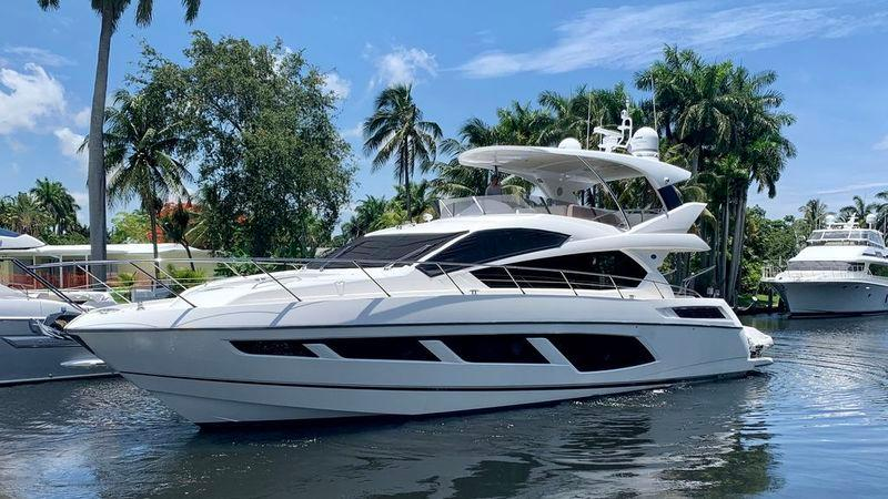 65' 2016 Sunseeker Manhattan