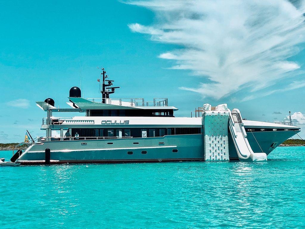 128' 1996/2020 Oceanfast Custom Tri-Deck