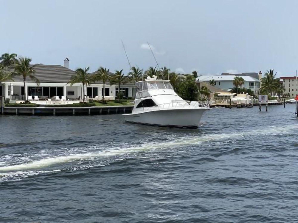 60' 2001 Ocean Yachts Sport Fisherman