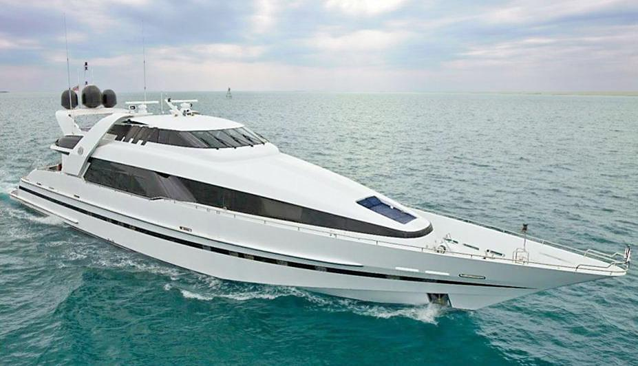 126' 1994 Motor Yacht Norship