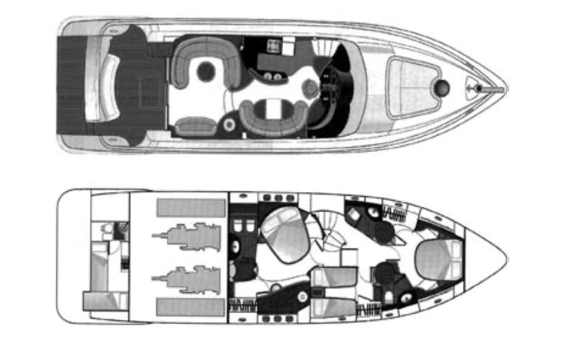 62' 2005 Azimut Evolution