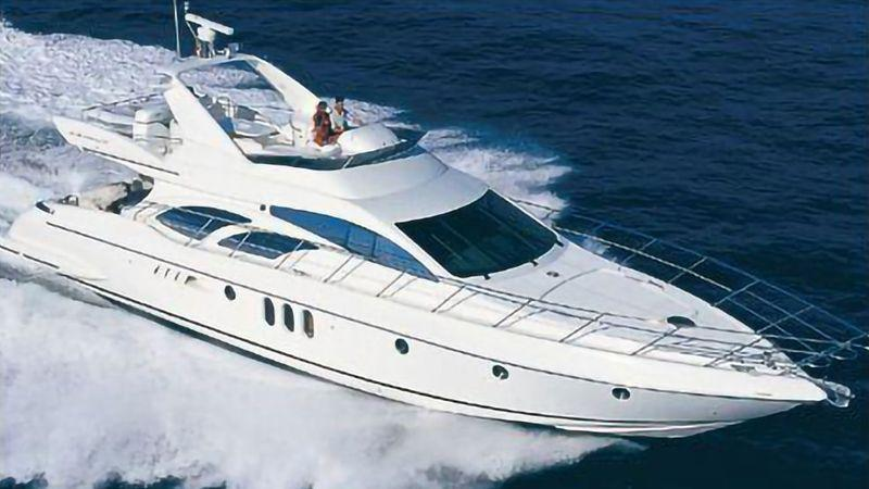 62' 2005 Azimut Evolution