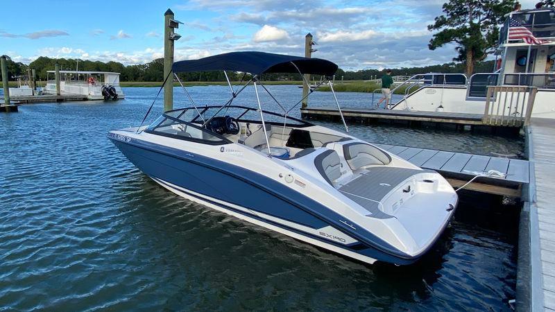 19' 2020 Yamaha Boats SX190