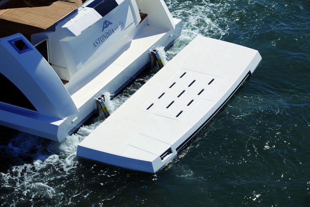 Astondoa 44 Flybridge