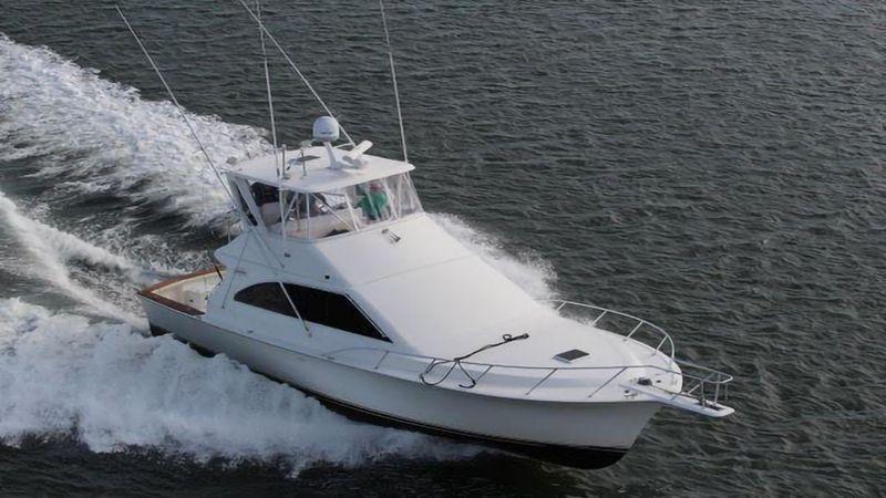 45' 1999 Ocean Yachts Super Sport Convertible